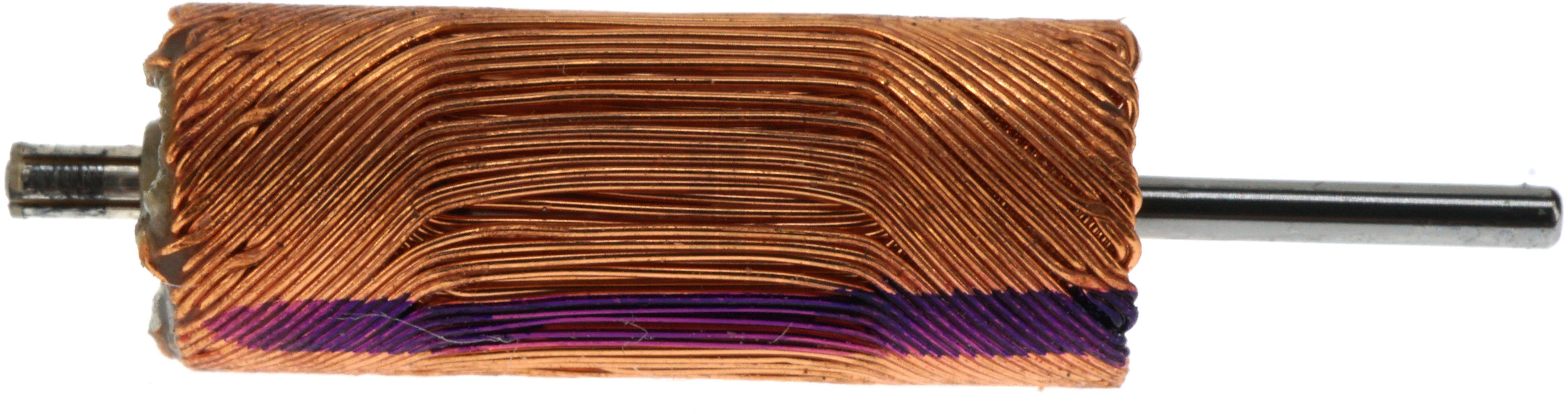 Copper windings
